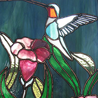 Hummingbird - SOLD